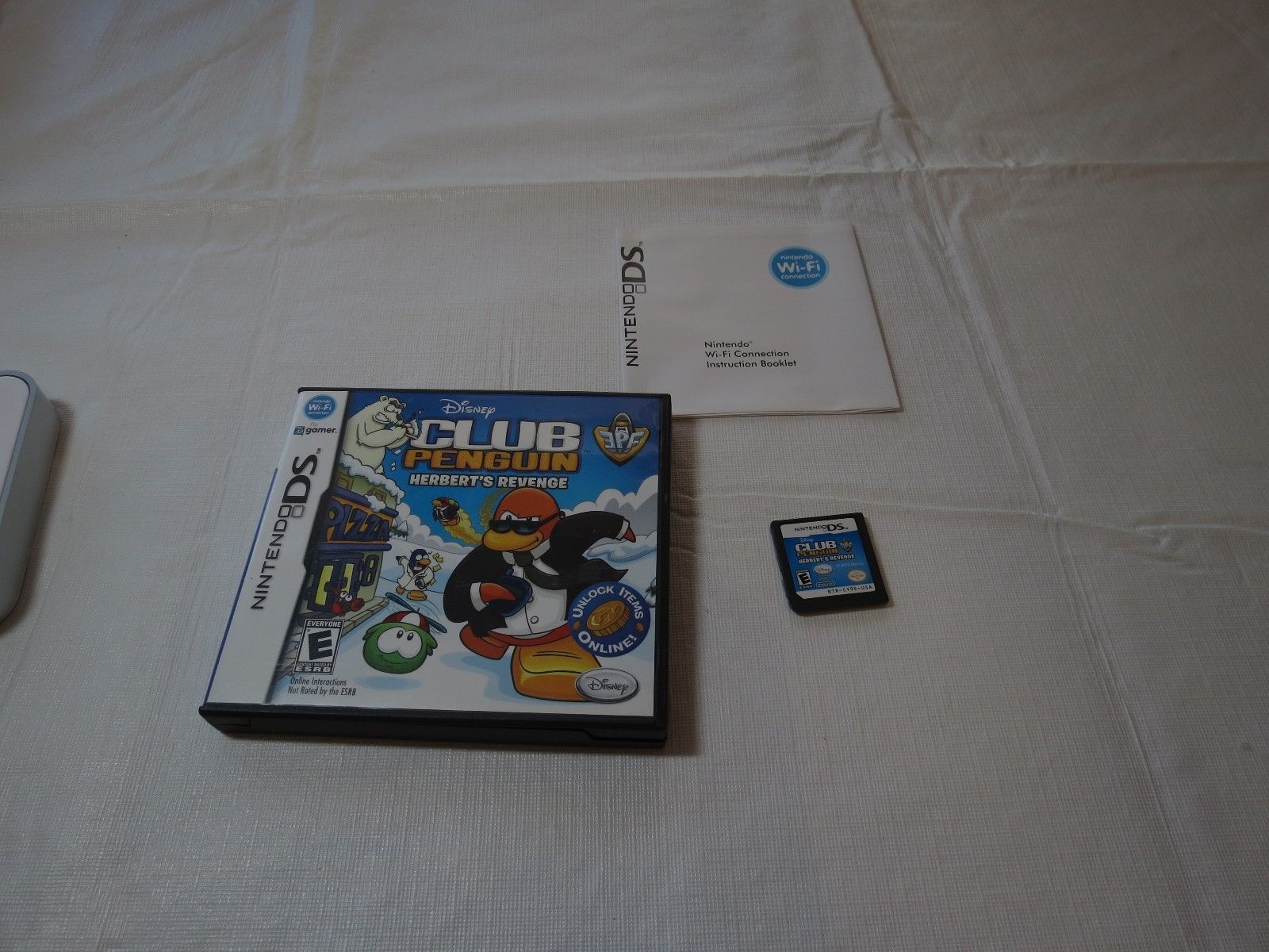 Primary image for Club Penguin: Elite Penguin Force: Herbert's Revenge (Nintendo DS, 2010) Disney