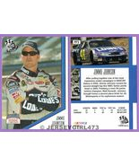 Jimmie Johnson 2004 PressPass National Trading Card Day NASCAR Racing Ca... - $1.00
