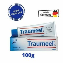 Traumeel S Homeopathic Ointment (100g) Pain Relief Cream -  ship from US - $22.08