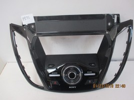 2013-16 Ford Escape Sony Radio Trim Panel CJ54-18835-CE3BA8 - $49.45