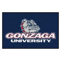 "Fanmats NCAA Gonzaga Bulldogs Blue Starter Mat Area Rug 19""x 30"" Del. 2-4 Days - $27.71"