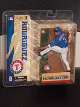 McFarlane MLB Texas Rangers Alex Rodriguez Figure New In The Package - $24.99