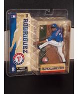 McFarlane MLB Texas Rangers Alex Rodriguez Figu... - $24.99