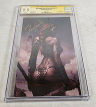 Red Sonja Birth Of She Devil #1 Jeehyung Lee Virgin Variant CGC Bloody 9.9 - $297.00