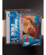 McFarlane NBA Miami Heat Shaquille Oneal Figure New In The Package - $34.99