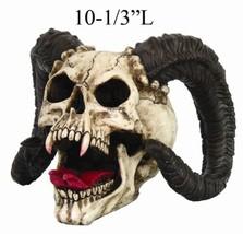 Ram Horned Skull - $29.99