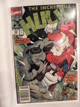 #378 The Incredible Hulk 1990 Marvel Comics B095 - $3.99