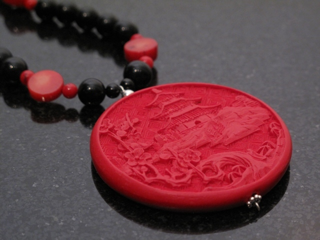 Onyx, Coral and Clay, oh my!