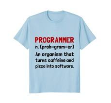 Funny Shirts - Programmer Definition Funny T-Shirt Men - $19.95+