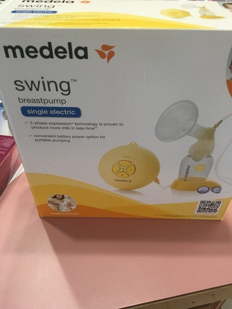 Medela Swing Single Electric Breast Pump And Similar Items