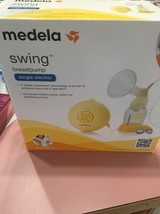 Medela Swing Single Electric Breast Pump - New - Factory Sealed - Complete Kit - $135.61