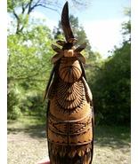 Long Hair Kachina, Hopi Sunface by Rick Johnson... - $200.00