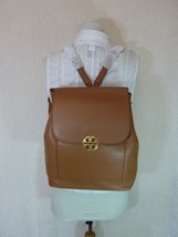 NWT Tory Burch Classic Tan Leather Chelsea Backpack $478.00 - $443.52