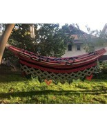 Colombian Hammock Colombian Wayuu Handmade Chinchorro Craftsmanship Doub... - $1,200.00