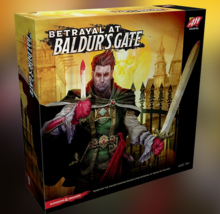 Avalon Hill Betrayal at Baldur's Gate Board Game by Wizards of the Coast - $47.43