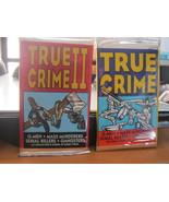 1992 ECLIPSE TRUE CRIME TRUE CRIME 2..CARD PACK LOT NON SPORTS ONE OF EACH - $6.95