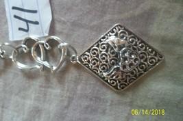 # purse jewelry silver color beauty keychain backpack filigree dangle charm #41 image 2