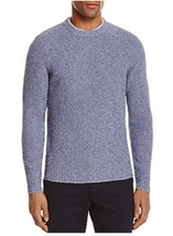 The Men's Store at Bloomingdale's Boucle Textured Sweater, Size S, MSRP $98 - $44.54