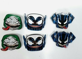 Venomized Pins Complete Set Of 6 Dr. Doom Galactus Skrull Exclusive Funko Pop! - $29.69