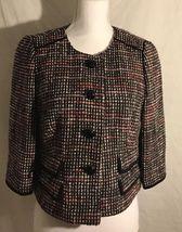 Ann Taylor LOFT Blazer, Size 12P, Acrylic Blend - $14.99