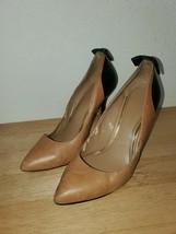 Jessica Simpson Women's size 7.5 B Pump Shoe Black/brown - $12.87