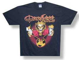 Ozzy Osbourne-Ozzfest 2007-Money To Burn-X-Large Black T-shirt - $17.41