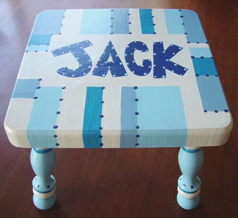 Jack stool