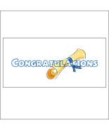 Congratulations Graduate Tri-Fold Money Holder - Diploma - $7.25