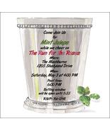 Kentucky Derby Invitation - $55.00