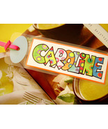 Personalized Bookmarks - Kid's Custom Bookmarks - $12.00