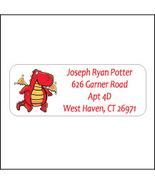 Children's Return Address Labels - $9.25