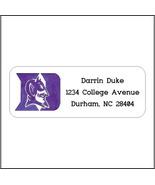 School Mascot Return Labels - $9.25