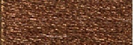 Copper (E301/5279) DMC Light Effects Metallic Embroidery Floss 8.7 yd sk... - $2.10