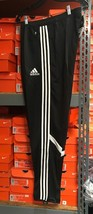 Adidas Youth CON 14 PNT Black And White  Adidas Pants Size Youth Small - $39.60