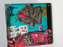 Wild Hearts Crew-Kool Thing! Fashion Set Lepord Print Coat (GGY36) - $12.86