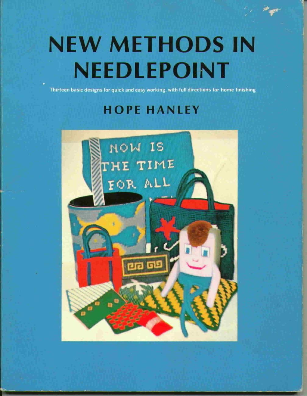 Vintage new methods in needlepoint