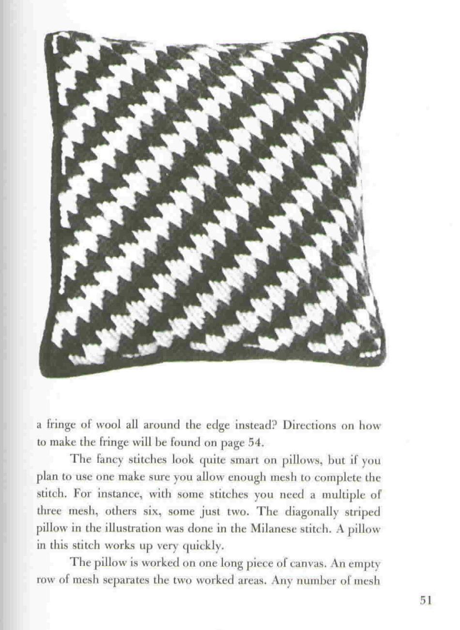 Vintage New Methods in Needlepoint by Hope Hanley