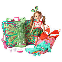 American Girl WellieWishers Doll And Accessories Set, Willa - $117.44