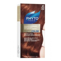 PHYTOCOLOR Permanent Coloring Treatment Shade 6C Dark Coppery Blond - $28.00