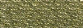 Gold (E3821/5282) DMC Light Effects Metallic Embroidery Floss 8.7 yd sk... - $2.10