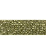 Gold (E3821/5282) DMC Light Effects Metallic Embroidery Floss 8.7 yd sk... - $2.10