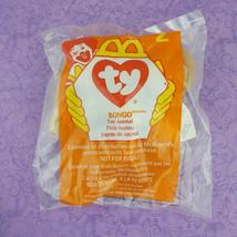 TY Teenie Beanie Baby Bonga Monkey Toy Animal 1998 McDonalds #2 - $7.92