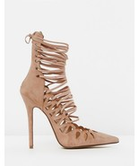 The Breanna Blush Suede by SBB the Label - $212.00