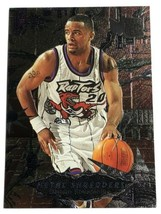 Damon Stoudemire 1996-1997 Fleer Metal Shredders Toronto Raptors NBA Card - $1.99