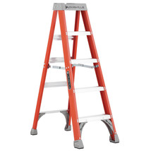 Louisville Ladder 5' Type IA Fiberglass Step Ladder FS1505 New 728865200... - $92.73