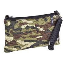 "Donna Sharp Small Lafayette Handbag ""Fashion Camo"" - $14.00"