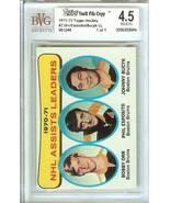 bobby orr phil esposito johnny bucyk boston bruins 1971 topps hockey nhl... - $999.99