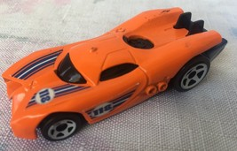 Hot Wheels Prototype H-118 2009 Orange/Black Mattel Car (Loose) - $4.95