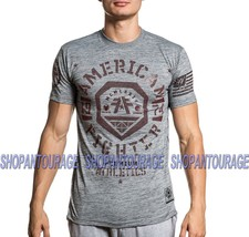 American Fighter Weathers FM8080 New Sport Graphic Fashion T-shirt By Affliction - $38.27