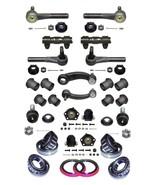 Chevy G10 G20 TieRod Ball Joint Idler Pitman Arm Suspension 22 Piece Kit... - $144.93